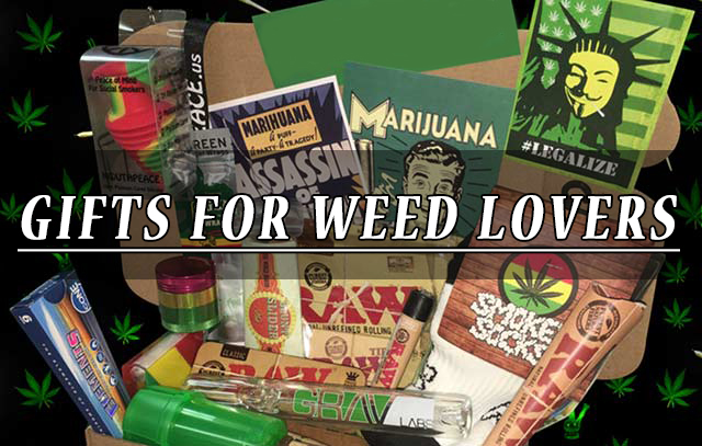 gifts for weed lovers