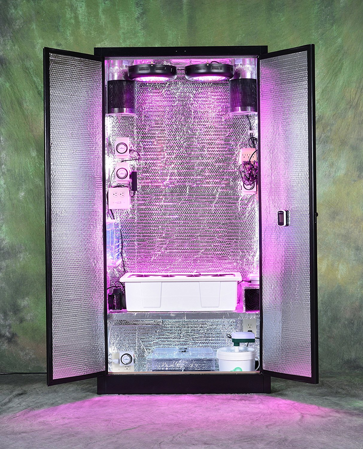 Best Stealth Grow Boxes & Cabinets 2019